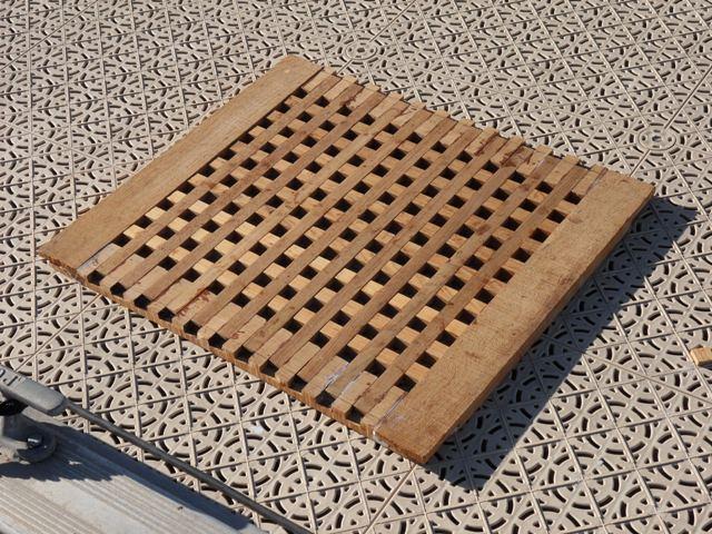 etonnant sortie de douche en bois 9 relaxdays sortie de. Black Bedroom Furniture Sets. Home Design Ideas